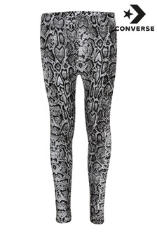 Converse Snake Younger Girls Leggings