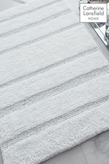 Sparkle Bath Mat by Catherine Lansfield