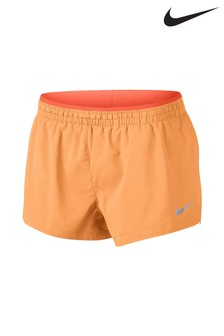 "Nike Run Orange Elevate 3"" Short"