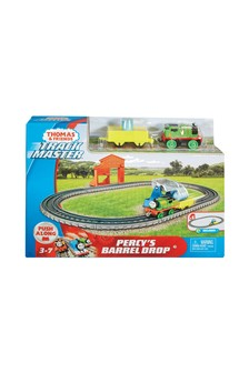 Thomas & Friends TrackMaster Percys Barrel Drop Play Set
