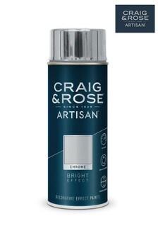 Craig & Rose Silver Bright Spray Paint