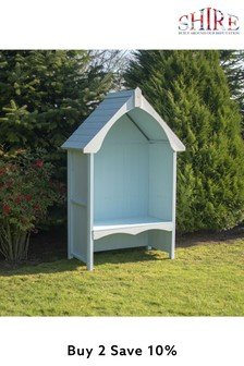 Bosworth Painted Arbour