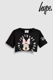 Hype. Disney™ Minnie Mouse™ Crop T-Shirt