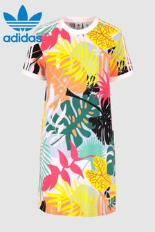 8553f34b969 adidas Originals Tropic Tee Dress