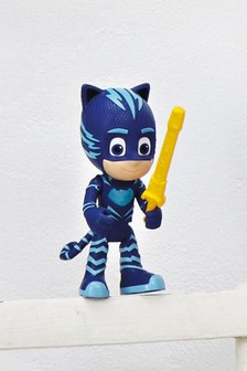 PJ Masks Deluxe 15cm Talking Figure - Cat Boy Wave 3