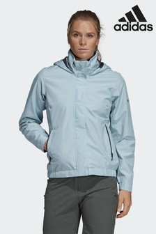 adidas Originals Light Blue Ax Entry Jacket