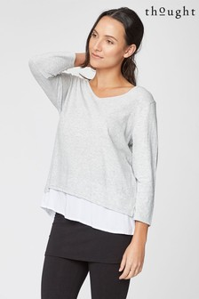 Thought Grey Rosamonde Top
