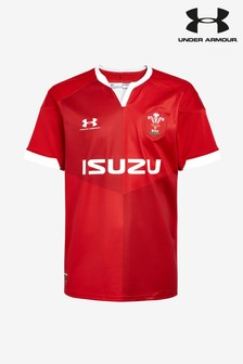 Under Armour Wales WRU Jersey