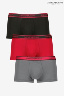 Armani Boxers Three Pack
