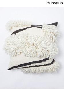 Monsoon Fringe Cushion