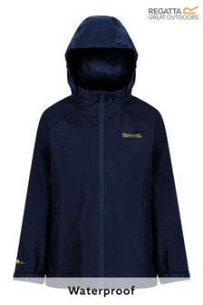 Regatta Waterproof Navy Pack It Jacket