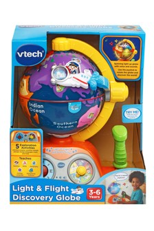 VTech Light Flight Discovery Globe