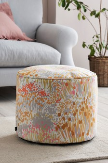 Meadow Floral Drum