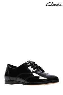 Clarks Black Andora Trick Shoe
