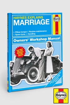 Haynes Marriage Book