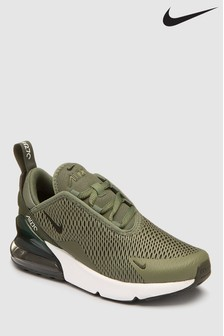 Nike Green Air Max 270 Junior