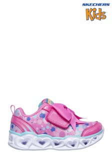 Skechers® Infant Heart Sparkle Sparks Trainers