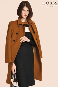 Hobbs Ochre Eleanora Coat