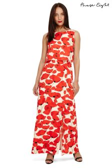 Phase Eight  Dorothy Poppy Floral Maxi Dress