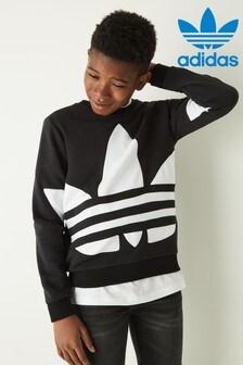 adidas Originals Big Trefoil Crew Sweater