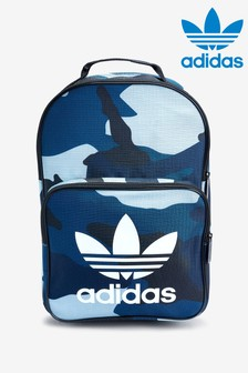 adidas Originals Blue Camo Classic Backpack dbd8cfd25c59e