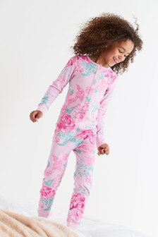 Floral Jersey All-In-One (3-16yrs)