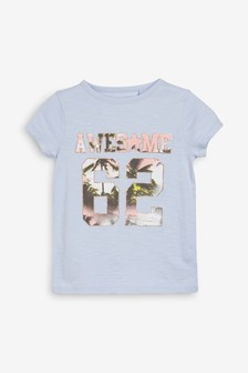 f26d46493 Girls T Shirts | Girls Printed & Embellished T Shirts | Next UK