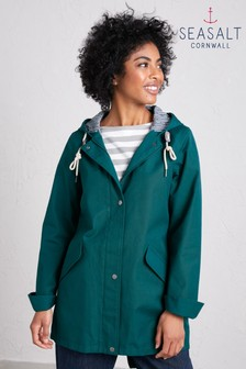 Seasalt Green Bowsprit Jacket