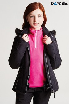 Dare 2b Prodigal Luxe Waterproof Black Ski Jacket