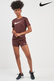 Nike Plum Dust 10K Dri-FIT Short