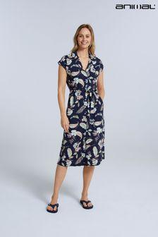 חולצת טי עם פרחים ולוגו לילדים של Diesel®