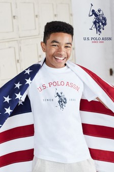 U.S. Polo Assn. Graphic Tee