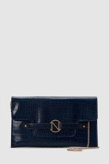 Branded Clutch Bag