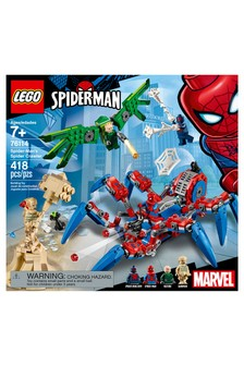 LEGO® Spider-Mans™ Spider Crawler 76114