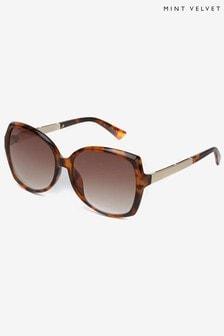 Mint Velvet Santorini Oversized Sunglasses