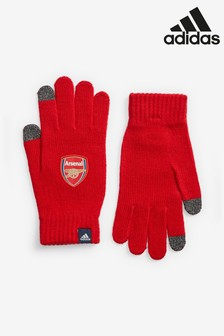 adidas Arsenal FC Red Gloves