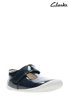 Clarks Blue Roamer Go Shoe