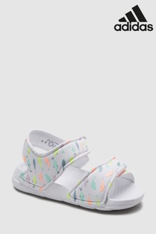 adidas White Altaswim Infant