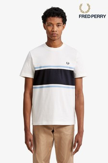 Fred Perry Colourblock T-Shirt