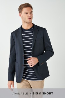 Mens Next Grey Jacket Slim Fit 38 R And To Have A Long Life. Clothing, Shoes & Accessories Men's Clothing