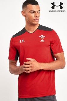Under Armour Wales WRU Training Top