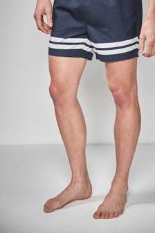 Two Stripe Swim Shorts