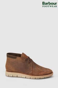 Barbour® Brown Boughton Desert Boot
