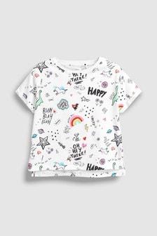 塗鴉T恤 (3-16歲)