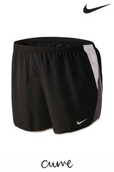 "Nike Curve Black 10K 6"" Running Short"
