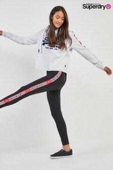 17152a07115d1 Buy Women's leggings Leggings Superdry Superdry from the Next UK ...