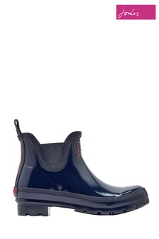 Joules French Navy Gloss Wellibob