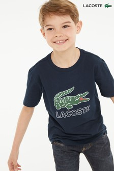 Lacoste® T-Shirt mit großem Logo