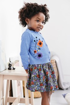 Printed Skirt (3mths-7yrs)