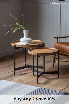 Dakota Nest Of 2 Tables By Hudson Living